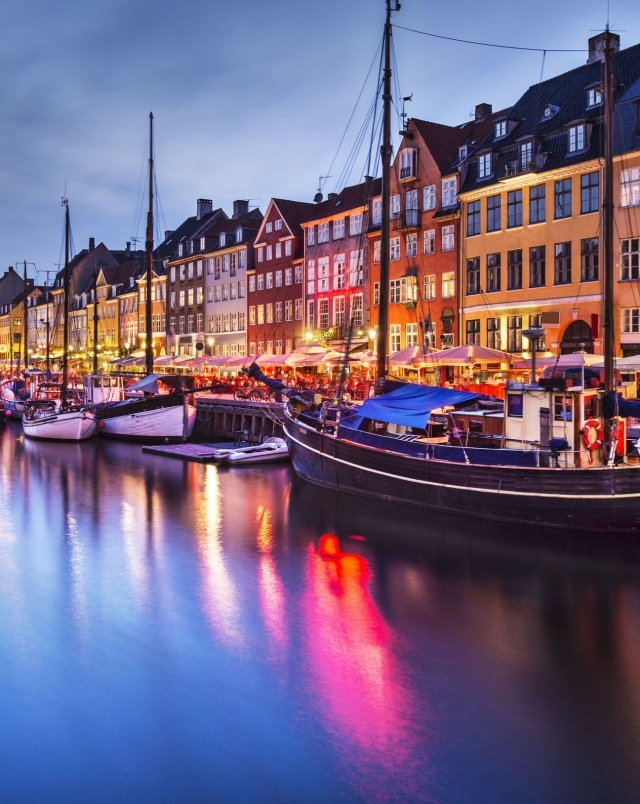 AHEC EU Convention in Copenhagen Denmark October 20-21 2016